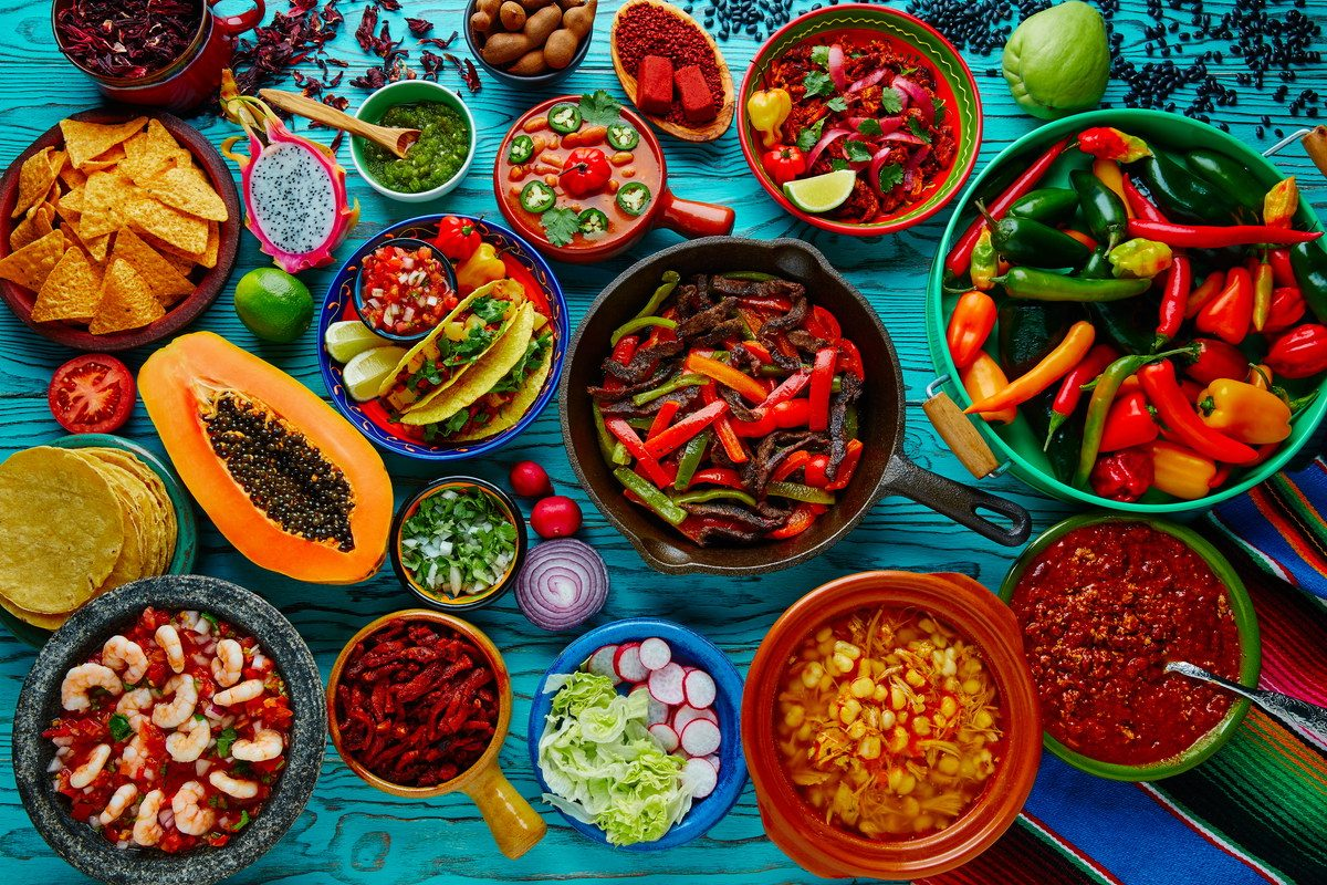 On Mexican Meals and Meal Times thumbnail